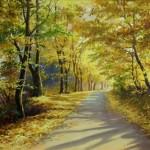 Осенняя дорога в сказку