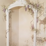 Весільна арка. Селфі зона. голуби. Дорога в ра